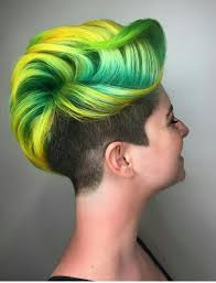 Gedurfde Kapsels Sassy Hair Extreme Hair Colors Green Hair Dye