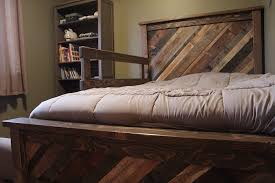 reclaimed wood bed frame. Reclaimed Wood Bed Frame
