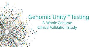 Validation Study Design Whole Genome Clinical Validation Study Variantyx