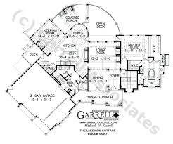 39 best hillside images on pinterest lake house plans, dream Mountain House Plans Cost To Build lakeview cottage house plan, 05357, 2129 w o 2 brs on main floor 4 Bedroom House Plans