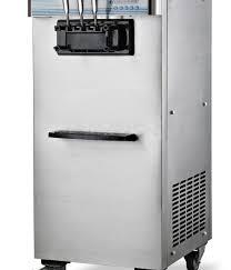 industrial counter top soft ice cream machine