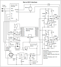 soundtraxx sierra tips sierra dcc schematic