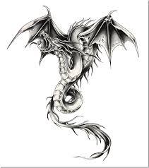 все изображения китайский дракон тату эскизы Heliographru