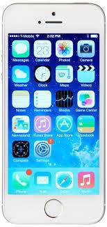 Amazon Apple iPhone 5S 32 GB Unlocked Silver Cell Phones