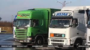 Грузоперевозки транспортных предприятий Беларуси в январе ноябре  Фото из архива