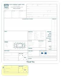 auto repair forms screen printing order form template free work vehicle repair