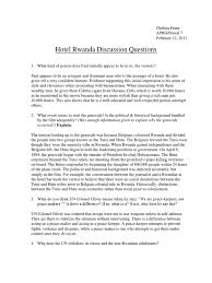 rwanda essay essay review criteria n genocide essay gender pay gap  hotel rwanda essay hotel rwanda discussion questions rwanda hutu