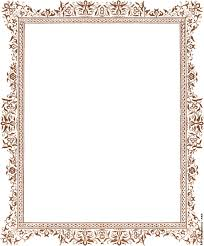 antique frame border. 1010x1217, 206K Antique Frame Border T