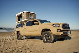 4x4 Truck Camper and Rooftop Tent Rentals in Oregon | Four Wheel ...