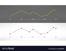 Economic Finance Graphics Charts Market