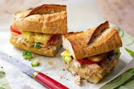 Fancy Tuna Melt Recipe