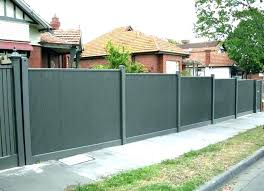 corrugated metal fence cost metal corrugated metal fence panels