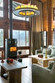 Best Images About Log Home Interiors On Pinterest Finland - Interior log homes