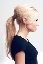 Pony Tail Hair Style best 20 teased ponytail ideas ponytail with braid 2404 by wearticles.com