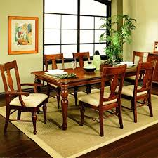 bedroomexciting small dining tables mariposa valley farm. Amanda Home Dining Collection American Heritage Solid Cherry 7 Piece Room Set Including Table Bedroomexciting Small Tables Mariposa Valley Farm