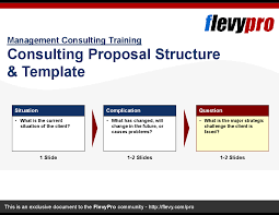 It Consulting Proposal Template Consulting Proposal Structure Template PowerPoint FlevyPro 10