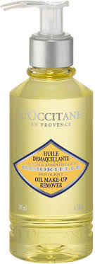 immortelle oil make up remover reviews
