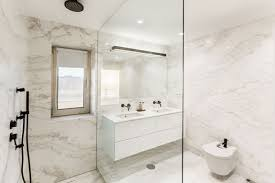 how to clean mold on a marble shower