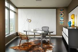 View in gallery Artistic and stylish home office ...