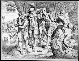 Image result for lotus eaters in the odyssey