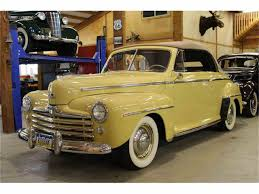 1947 Ford Convertible for Sale on ClassicCars.com