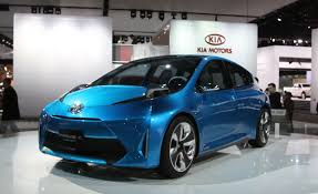 Toyota Prius c Concept Debuts: Toyota Prius News | Car and Driver