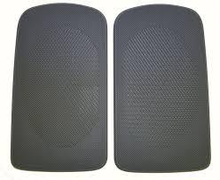 Amazon.com: Speaker Grille Pair 2002 2003 2004 2005 2006 Toyota ...
