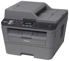 Amazon Com Brother Mfcl2700dw All In One Laser Printer With