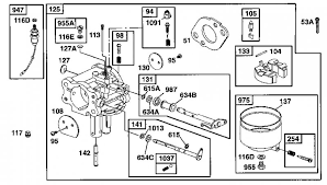 briggs and stratton wiring diagram 12 5 hp wirdig diagram furthermore 5 hp briggs and stratton carburetor diagram