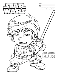 Small Picture Star Wars Characters Coloring Coloring Coloring Pages