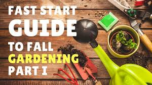 Planning Ahead For Fall Gardening  Official Outdoor Living BlogFall Gardening
