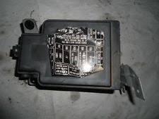 del sol fuse box 94 del sol fuse box engine compartment