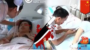 Man s worst nightmare Chinese mother cuts off son s penis in his.