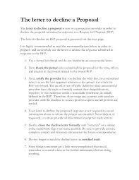 Rfp Response Cover Letter Examples Response Cover Letter Examples