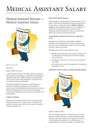 How To Make A Medical Assistant Resume Medical Assistant Resume