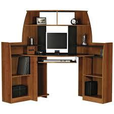 desk folding desk hutch corner computer unit small computer desks for small spaces black desk
