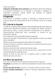 Verykool i603 Manual del usuario ...