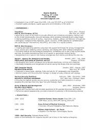 Attractive Resume Java Developer Example Image Collection