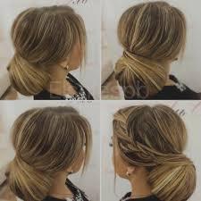 Tien Snelle Tips Voor Opgestoken Haar Kapsels Halflang Haar