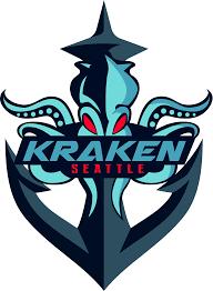 Kraken, Nhl logos, Hockey ...