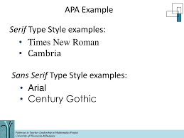 Apa Format Tuesday July 8 Ppt Download