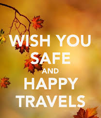 Safe Travel Quotes Beauteous Thanksgiving Is Less Than A Week Away Safe Travels To Everyone