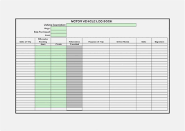 Excel Driver Log Sheet Template Printable Drivers Daily Log Books Templates Examples Truck