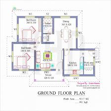 beautiful house plan in kerala lovely 500 square foot house plans regarding 500 square foot house plans