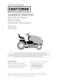 gt5000 garden tractor pdf doent
