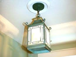 home improvement convert replace chandelier with flush mount ceiling fan wiring can light to recessed