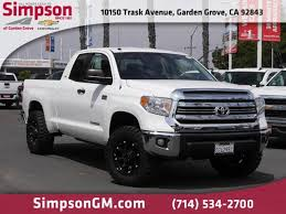 2016 toyota tundra 2wd truck vehicle photo in garden grove ca 92843