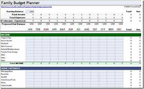 10 Free Household Budget Spreadsheets For 2019 Make A Plan Stick