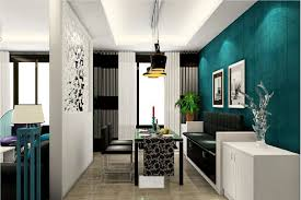 Living And Dining Room Living Dining Room Brown White Dining Room Living Room Dining