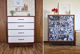 old furniture makeovers. Fine Makeovers Wonderful Old Furniture Makeover On DIY Update An Dresser With A Photograph In Makeovers